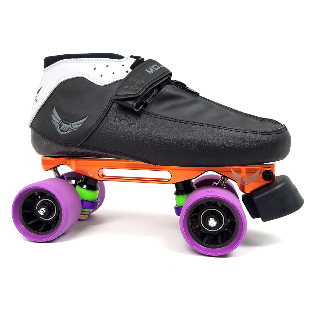Mota Carbon Custom Skate Package