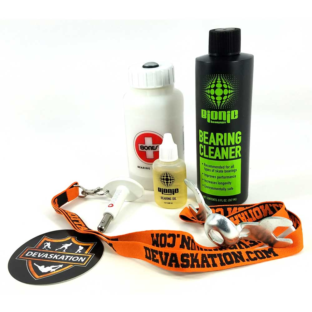 Bearing Cleaners