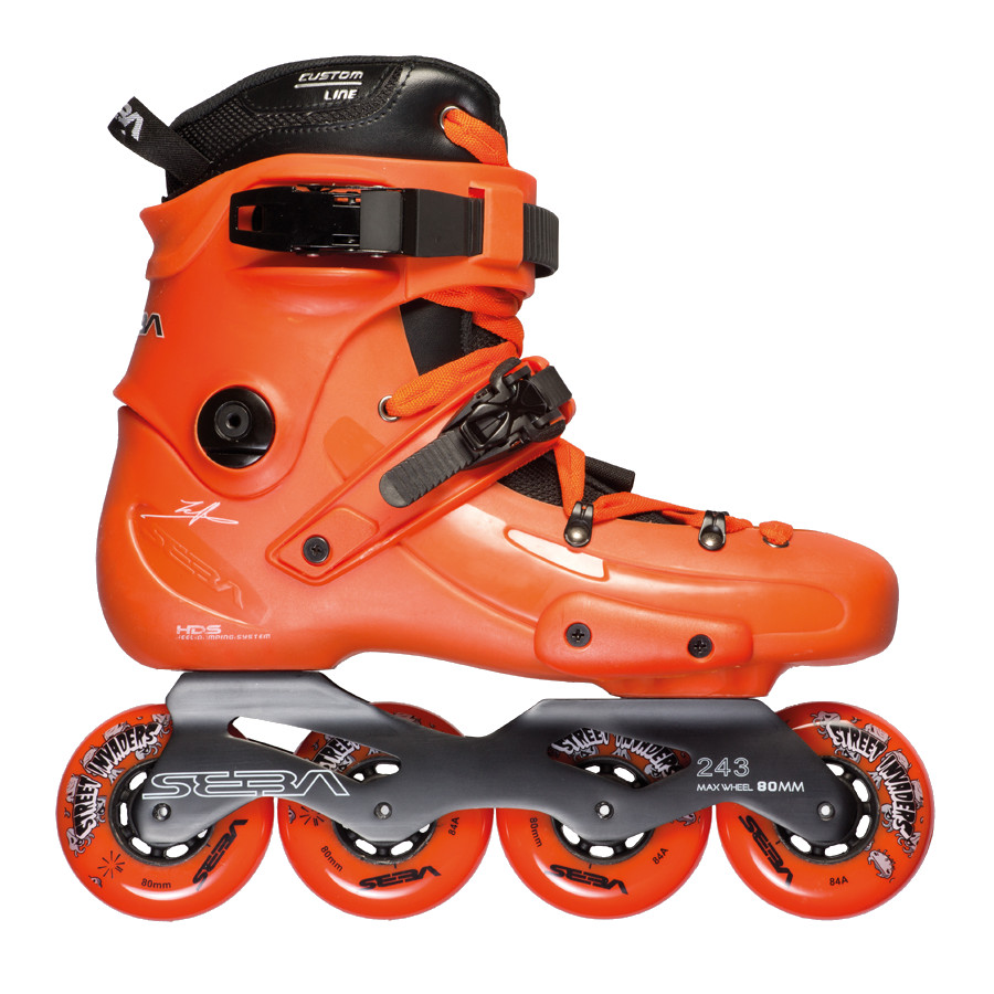 Inline Street Skates