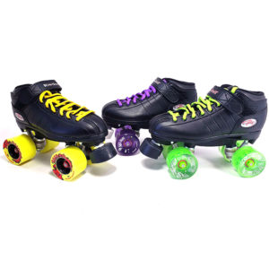 Custom Outdoor Quad Skates