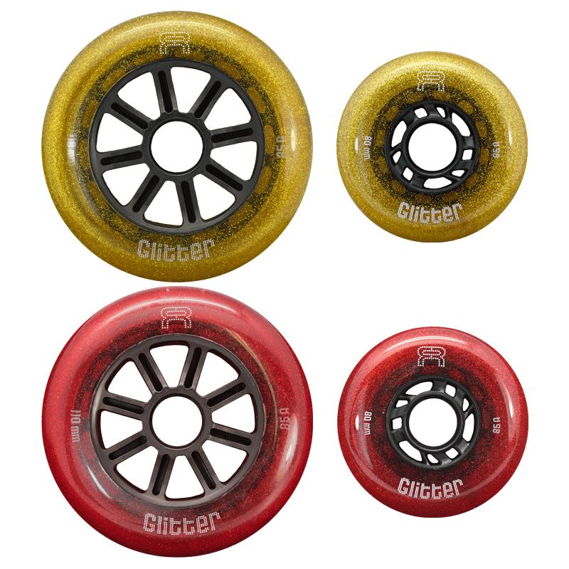 Seba FR Glitter Inline Wheels