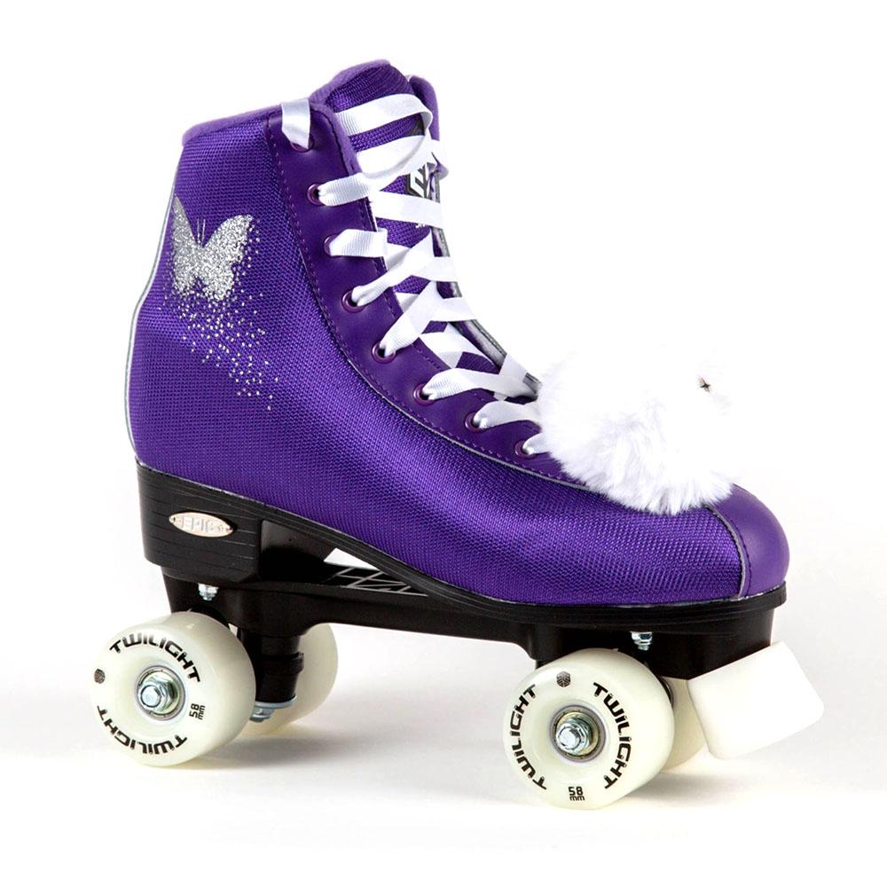 Epic Purple Butterfly Skate