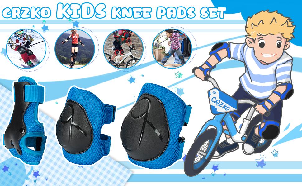 kids skate pads