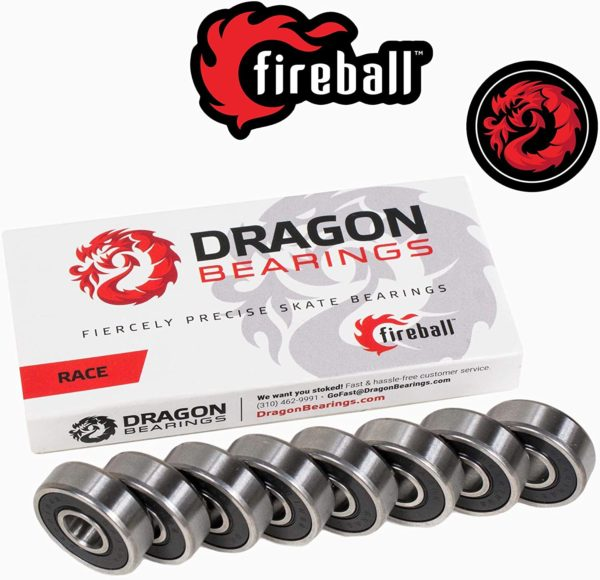Fireball Skateboard bearings