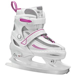 Girls Adjustable ice skate