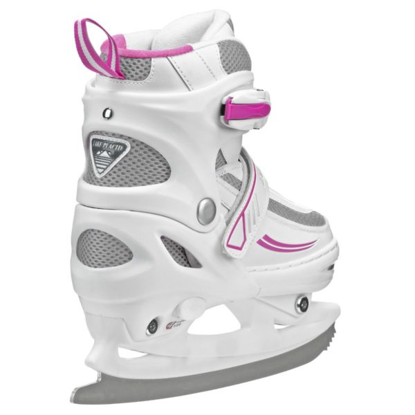 Adjustable girls ice skate