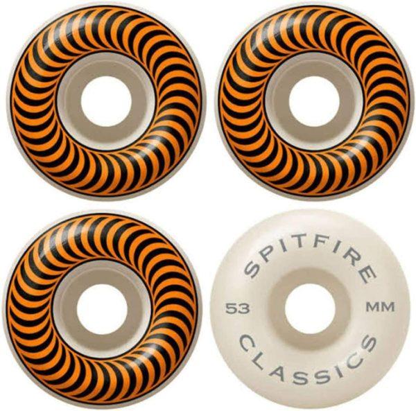 Spit Skateboard Wheels