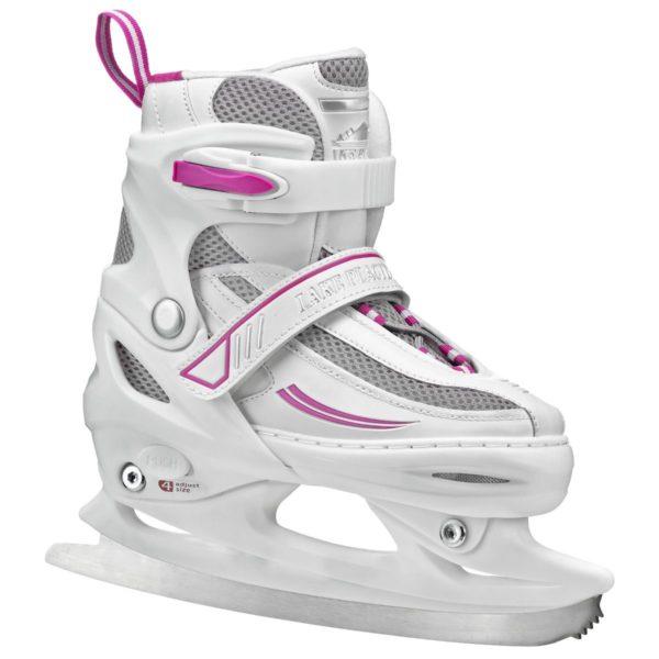 Girls Ice skate