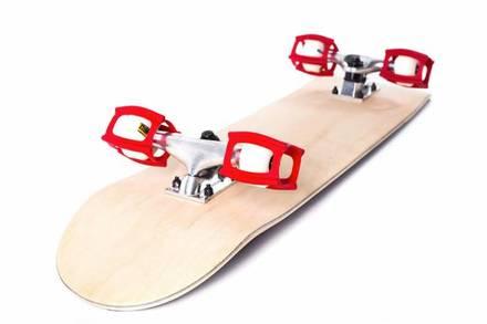 trainer for skateboarding