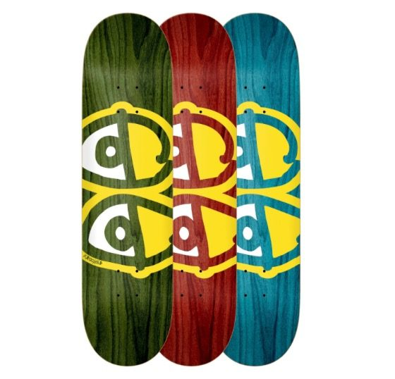 Skateboard Decks 8.25 - 8.5