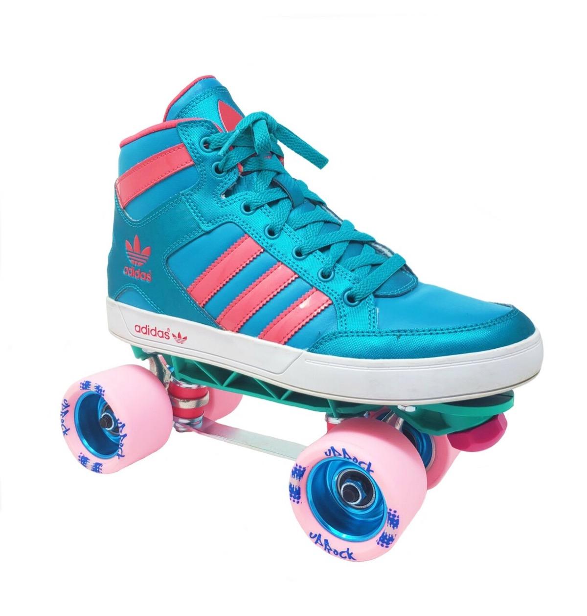 Custom Indoor Quad Skates