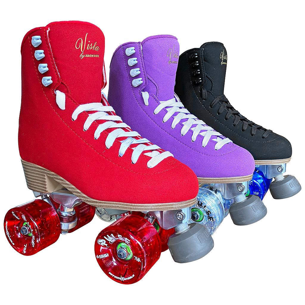 Pre-Built Skates