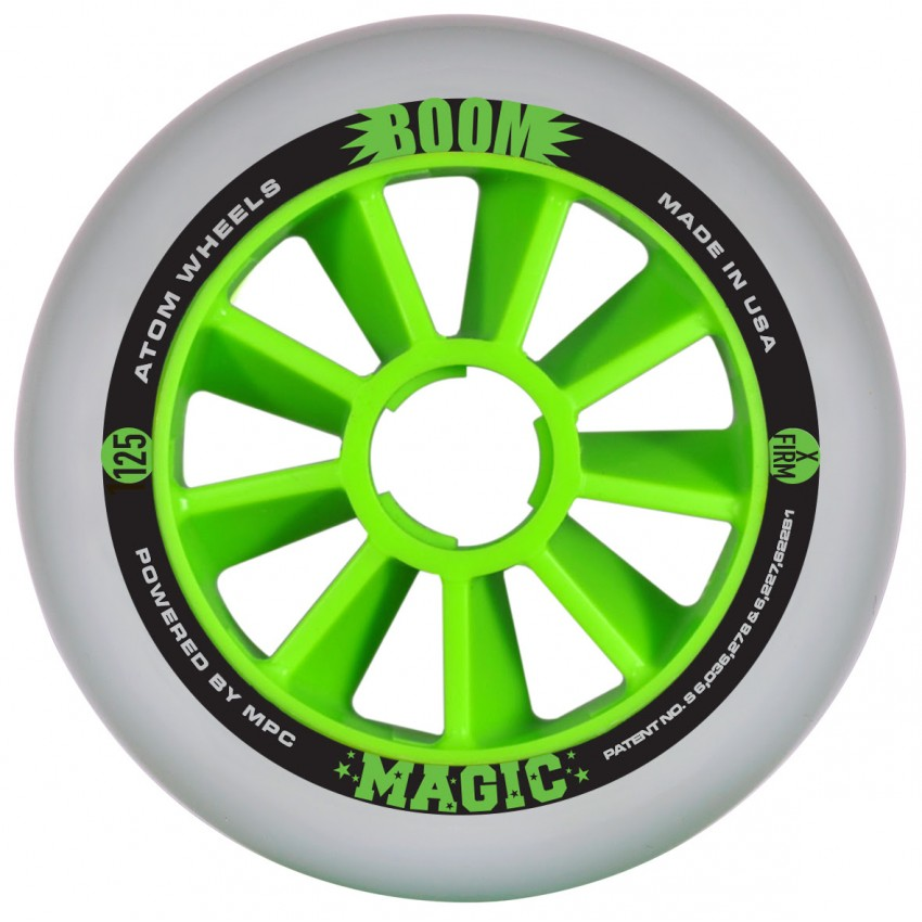 Atom Boom Magic Wheels
