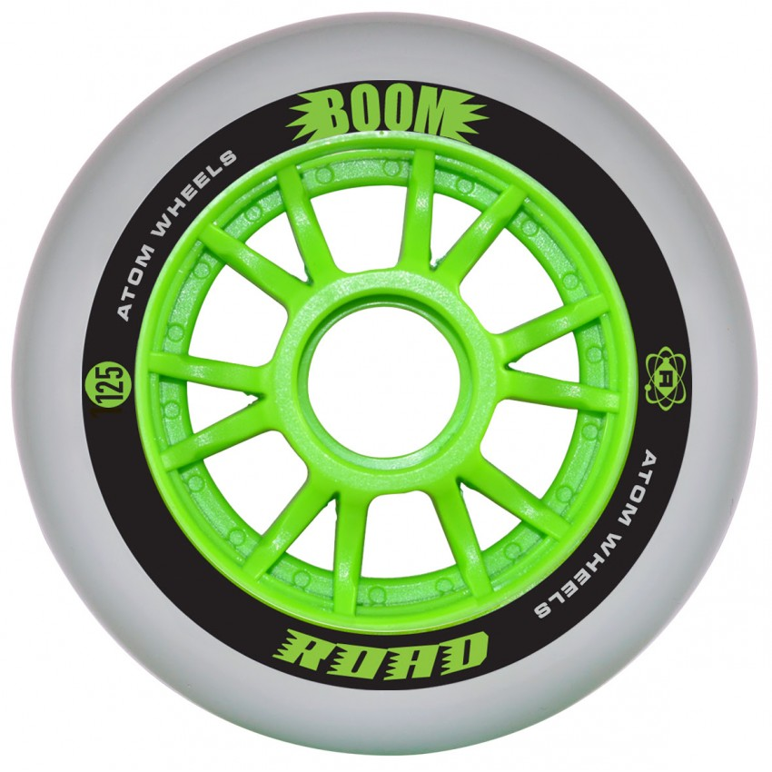 Atom Boom Road Wheels
