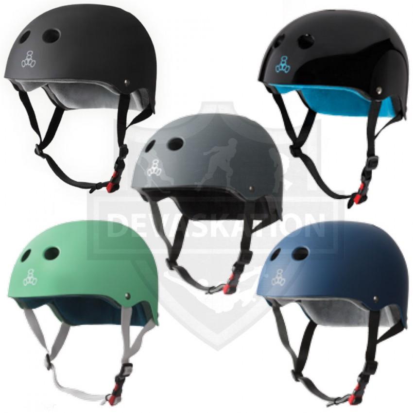 Triple 8 Dual Certified Sweatsaver Helmet