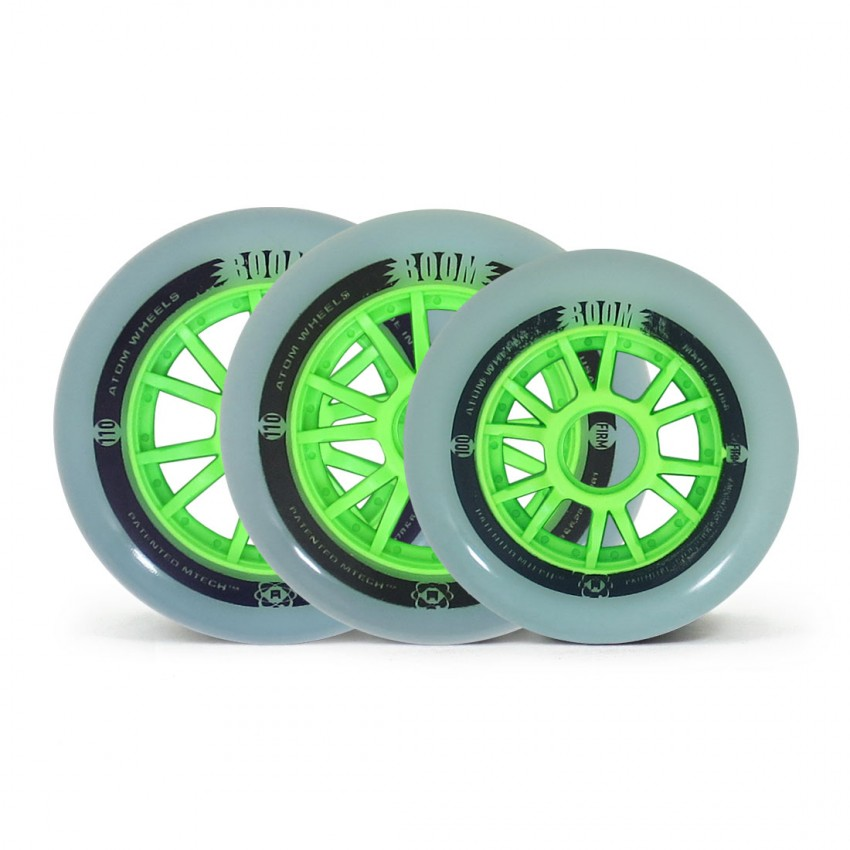Atom Boom Magic Inline Wheels