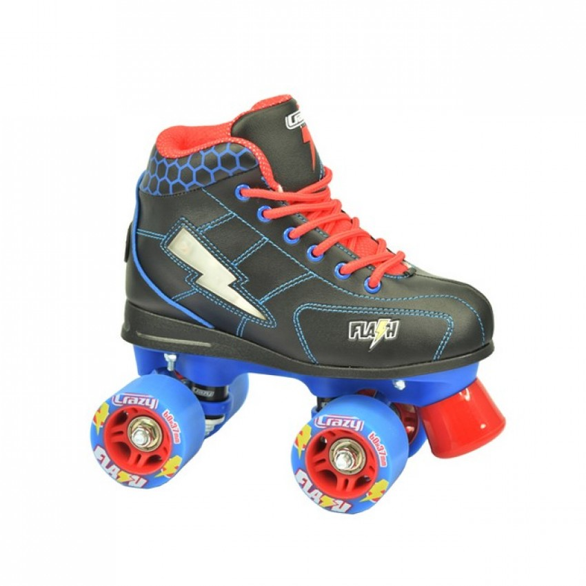 Crazy Flash Kid's Skates