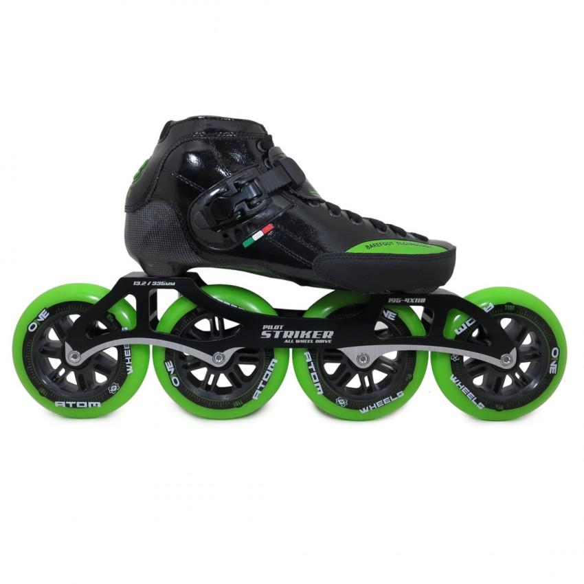 Luigino Strut 4-Wheel Inline Skate
