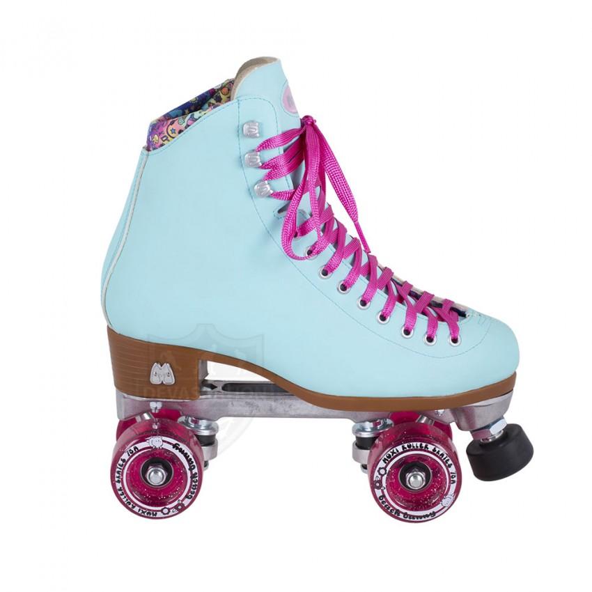 Moxi Beach Bunny Roller Skates