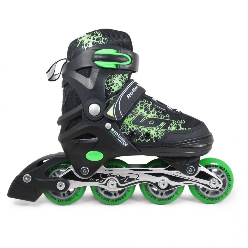Roller Derby ION Adjustable Inline Kids Skate