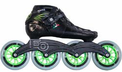 Luigino Blaze Skate with EO Frame