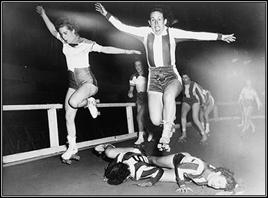 History of Roller Derby
